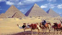 Giza pyramids Sphinx Sakkara and Memphis Day Tour from Cairo, Cairo, Private Sightseeing Tours