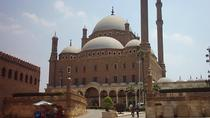 Islamic Cairo sightseeing trip to Alabaster Mosque Sultan Hassan Mosque and Madrassa Khan ...