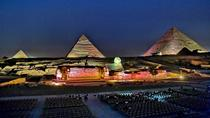 The World Famous Pyramids Sound and Light Show in Giza, Cairo, Light & Sound Shows
