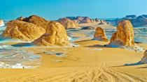 Unforgettable overnight in the white desert-Bahareya Oasis, Cairo, Overnight Tours
