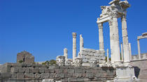 2 Day 1 Night Pergamon Acropolis, Troy and Gallipoli Tour From Kusadasi, Kusadasi