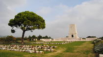Combined Troy and Gallipoli Tour from Canakkale with onwards transfer to Istanbul, Canakkale, ...