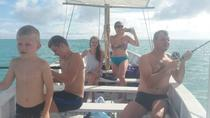 Full Day-Sailboat Tour 4 Island Visit, Port Louis, Day Cruises