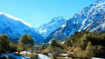 Aoraki-Mt Cook Tasman Glacier & Alpine Centre scenic day tour from Christchurch, Christchurch,...