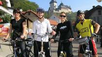 Small-Group Bike Tour to Karlstejn from Prague, Prague, Private Day Trips