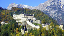 Eagle's Nest and 'The Where Eagles Dare Castle' of Werfen, Salzburg, Day Trips