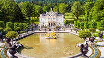 King Ludwig Castles Neuschwanstein and Linderhof Private Tour from Salzburg, Salzburg, Private...