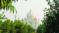 Avoid Hefty entry fee for Taj Mahal and visit nearby Mehtab Bagh, Agra, Skip-the-Line Tours