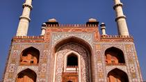 Visit to Sikandra Mausoleum of Emperor Akbar the great, Agra, Cultural Tours