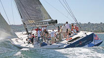 Yacht a vela America's Cup di Sail Stars and Stripes, San Diego, Sailing Trips