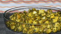 Learn To Cook From a Local - Private Cooking Demonstration and Meal in an Agra Home, Agra, Cooking...