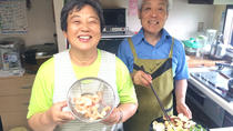 Seasonal Japanese Home Cooking Lesson with Local Hosts in Peaceful Kyoto Suburb