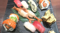 Traditional or Vegetarian Sushi Making Class with a Local in Asakusa, Tokyo, Food Tours