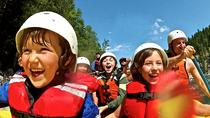 Catch-A-Wave-Rafting-Tour auf dem Clearwater River, Kamloops