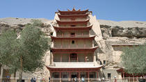 4Days Private Dunhuang Tour: Mo Gao Caves-Crescent Spring-Singing Sand Dune-Yumen Pass-Great Wall ...