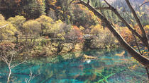 5-Day Private Chengdu and Jiuzhaigou Tour plus Huanglong Scenic with Accommodation, Chengdu, ...
