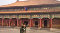 Private Day Tour in Beijing with Public Transportation: Tiananmen Square, Forbidden City, Jingshan...