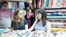 Early Bird Shanghai Street Breakfast Tour And Visit Fabric Market