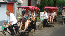 Beijing City Highlights: Tiananmen Square, Forbidden City, Temple of Heaven and Hutong by Rickshaw, ...