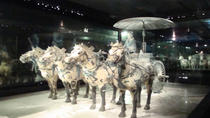 Private 2-Day Xi'an Trip by High-Speed Train from Chengdu:Terracotta Warriors, City Wall and ...