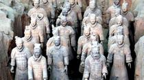 Two-Day Xi'an Trip by High-Speed Train from Beijing:Terracotta Warriors, City Wall and Dumpling...