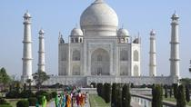 Overnight trip to Agra: Taj Mahal at Dawn or Dusk & Fatehpursikri tour, New Delhi, Overnight Tours