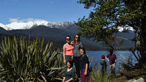 4-hour Lake Mapourika Kayak and Hike adventure, with Okarito Kiwi Sanctuary, Franz Josef & Fox ...
