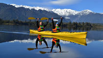 Kayak Adventure from Franz Josef Glacier, Franz Josef & Fox Glacier, Helicopter Tours