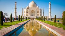 Agra Day Trip: Taj Mahal by Taj Express Train, New Delhi, Day Trips