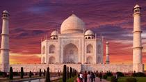All Inclusive Day Trip to Taj Mahal, Agra Fort and Baby Taj from Delhi by Car, New Delhi, Day Trips