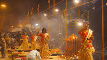 Full-Day Varanasi Tour with Sunrise Ganges Cruise and Classical Dance Show, Varanasi, null
