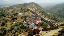Private Day Trip to Kumbhalgarh Fort Including Lunch at Kumbhalgarh Royal Villas, Udaipur