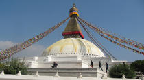 Private Full-Day Tour of Buddhist Temples in Kathmandu, Kathmandu, Walking Tours