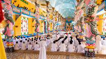 Full-Day Tour of Cao Dai Temple and Cu Chi Tunnels from Ho Chi Minh City, Ho Chi Minh City, Day...