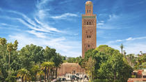 Casablanca Landausflug: Private Tour durch Marrakesch, Casablanca, Hafentouren