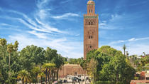 Escursione a terra a Casablanca: Tour privato di Marrakech, Casablanca, Tour Ports of Call
