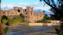 Excursion de 3jours jusqu'à Merzouga au départ de Marrakech, avec une randonnée à dos de chameau dans la vallée de Dadès et dans l'erg Chebbi