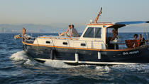 Sailing Experience on a Menorquin MotorBoat Small Group from Port Vell Barcelona , Barcelona, Day...