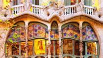 Sailing Experience, Sagrada Familia and Casa Battló Small Group Tour, Barcelona, Day Cruises