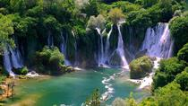 Herzegovina, Medjugorje and Kravice Waterfalls Private Day Trip from Dubrovnik , Dubrovnik, Private ...