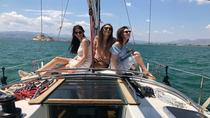 Half Day Boat tour by Sailing boat in Nafplio, Peloponnese, 4WD, ATV & Off-Road Tours