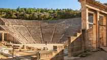 Half day tour in Mycenae and Epidaurus from Nafplio, Peloponnese, Sailing Trips