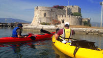 Sea Kayak in Nafplio, Peloponnese, Kayaking & Canoeing