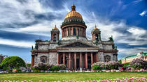 St Isaac's Cathedral Admission Ticket, St Petersburg, null