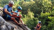 Small Group Day Trip Crazy Horse Buttress Climbing Adventure, Chiang Mai, Climbing