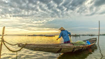 SUNSET ON TAM GIANG LAGOON BY BOAT, Hue, Cultural Tours