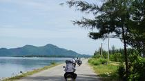 Xe Om Adventure along Ha Trung Lagoon to Loc Binh Beach, Hue, 4WD, ATV & Off-Road Tours