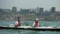 Sea Kayaking Tour from Lima, Lima, Kayaking & Canoeing