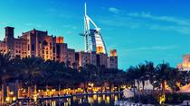 Dubai: Magical Tour with Burj Al Arab Lunch, Burj Khalifa & Aquarium Ticket, Dubai, Sightseeing ...
