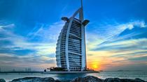 Exclusive Private Dubai Tour with Burj Khalifa and Burj Al Arab SKY Cocktails from Abu Dhabi, Abu...